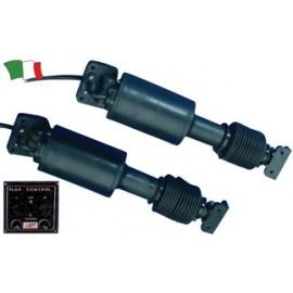 Kit cilindri electromecanici + panou de control