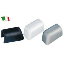 Terminatie/capac din plastic 40 mm
