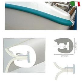 Profil de protectie din PVC 35mm