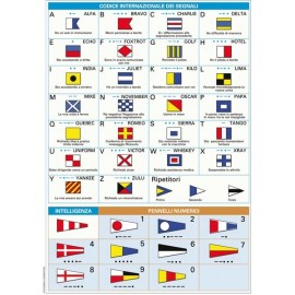 Steaguri de semnalizare internationale